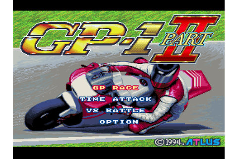 GP-1: Part II Download Game | GameFabrique