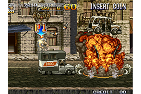 Metal Slug 4 - SNK Neo-Geo AES - Games Database