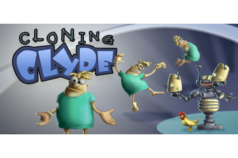 Cloning Clyde on Steam