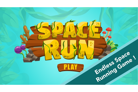 ‎Space Run: Free Endless Running Game dans l'App Store