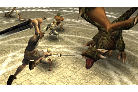 Valhalla Knights 2 - Battle Stance PSP ISO DOWNLOAD ...