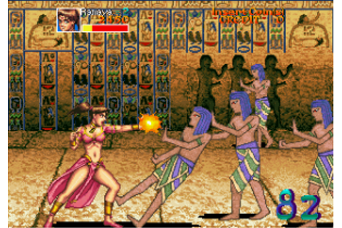 Game Classification : Arabian Fight (1992)