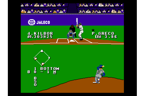 Bases Loaded 4 Screenshots | GameFabrique