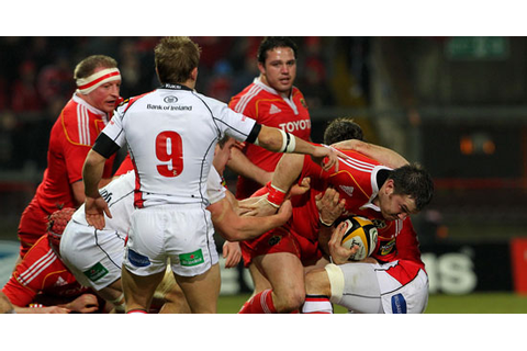 Munster Rugby | Munster Win a Game of Two Halves