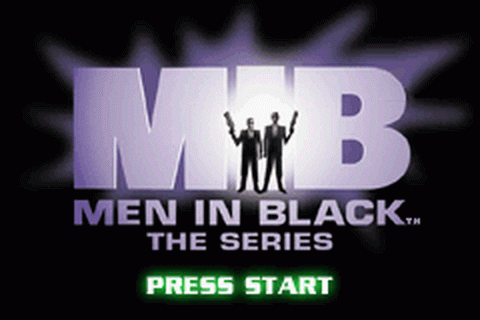 Play Men in Black - The Series Nintendo Game Boy Advance ...