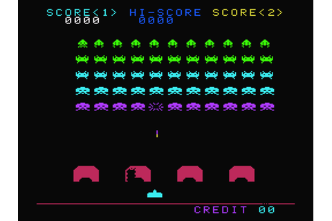 Space Invaders Download Game | GameFabrique
