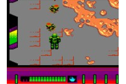 Armorines : Project S.W.A.R.M. - Game Boy Color Game