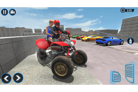 ATV Quad Bike Simulator 2018: Bike Taxi Games for Android ...