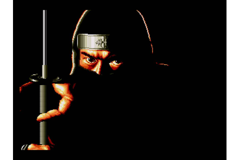 The Revenge of Shinobi – Another generic video game reviewer