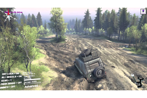 SPINTIRES™ Steam Full Version PC Gameplay 1440p - YouTube
