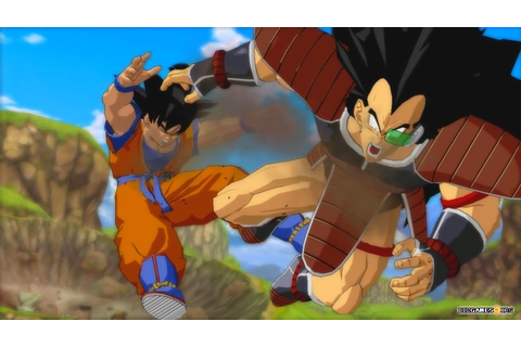 Dragon Ball Z Burst Limit - Screenshots, images and ...