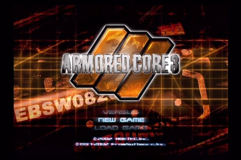 Armored Core 3 Screenshots for PlayStation 2 - MobyGames