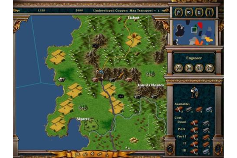 Imperialism II: The Age of Exploration Download Game ...