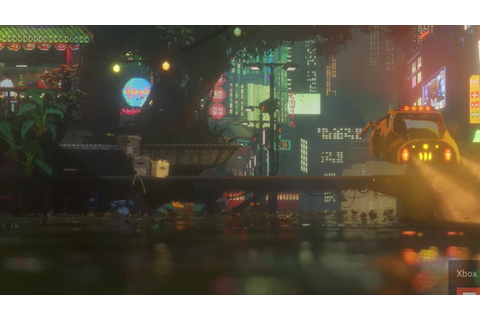 Watch the gorgeous new trailer for cyberpunk adventure The ...