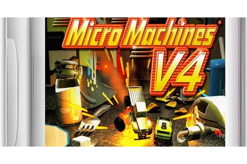 Micro Machines v4 Game Free Download Full Version For Pc