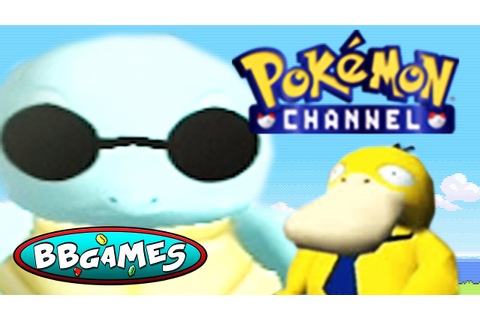 Pokemon Channel Game Images | Pokemon Images