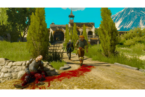 Game Drop Zone: Review – The Witcher 3: Wild Hunt, Blood ...