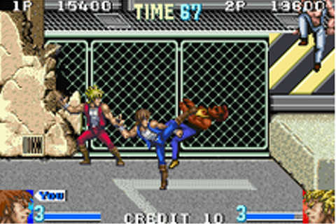 Double Dragon Advance - Wikipedia
