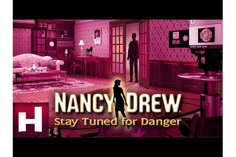 Nancy Drew: Stay Tuned for Danger Official Trailer | Nancy ...