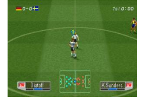 Game Classification : International Superstar Soccer '98 ...