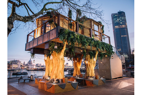 Virgin Holidays' South African TREEHOUSE unveiled on ...