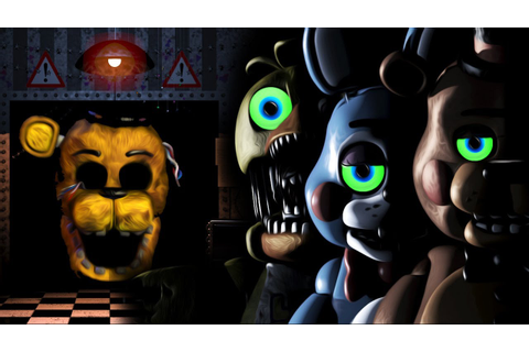 EVERYTHING WANTS TO KILL ME | Five Nights At Freddy's 2 ...