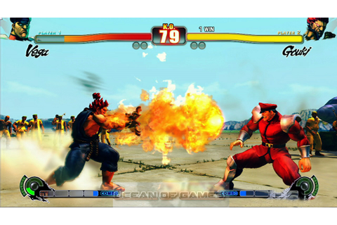Street Fighter IV Free Download - Ocean Of Games