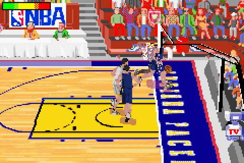 NBA Jam 2002 Screenshots | GameFabrique