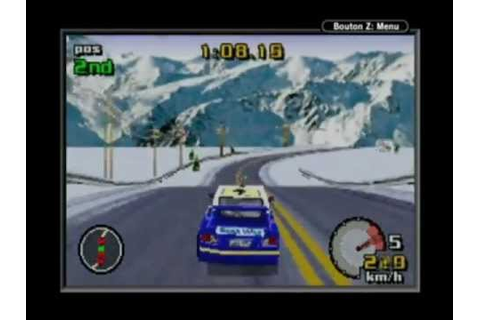 Top Gear Rally (La GBA à 100% !) - Test vidéo (FlashBack ...