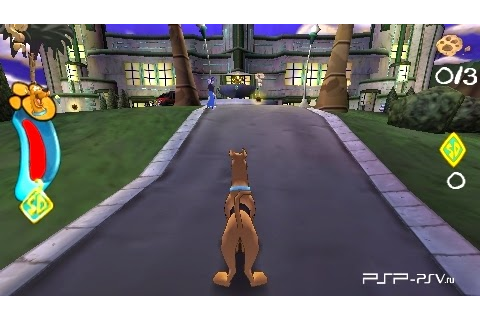 Game HD PPSSPP For Android dll.: Scooby Doo Who's Watching Who