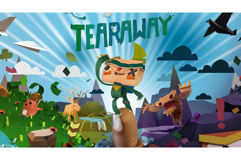 Tearaway™ Game | PSVITA - PlayStation