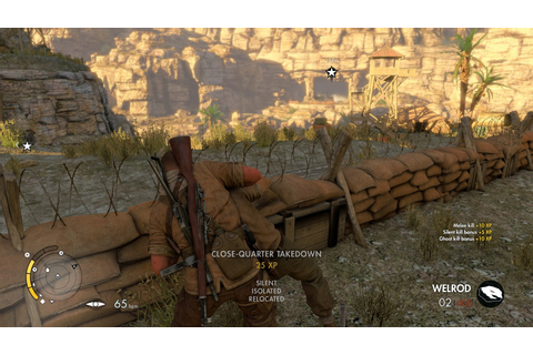 Sniper Elite 3 PC Game Free Download - VideoGamesNest