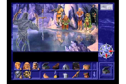 IE 22 PC games review - Shannara (1995) - YouTube