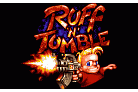 Ruff 'n' Tumble (1994) by Wunderkind Amiga game