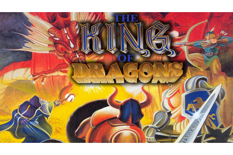 The King Of Dragons | Arcade/Gameplay/Full HD | Capcom ...
