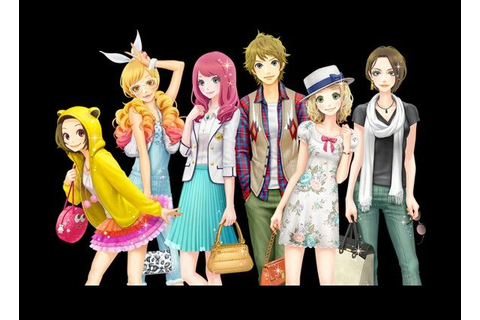 Style Savvy Trendsetters | 3ds|ps4|ps3|wii-u|dreamcast ...