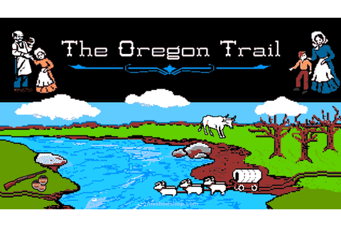 The Oregon Trail: You Can Now Play It Online for Free