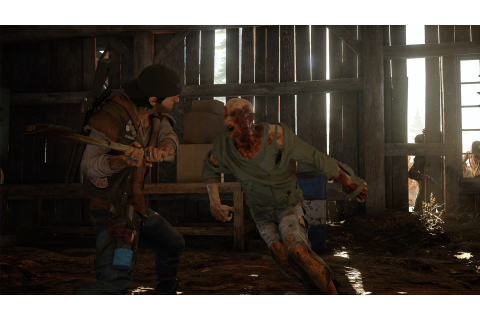 Days Gone - Graphismes, gameplay, scénario, screenshots et ...