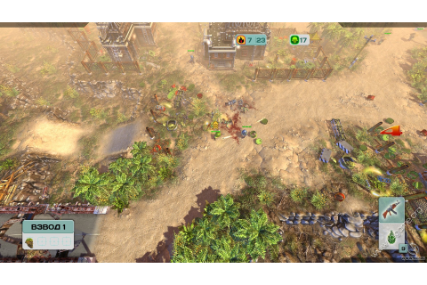 Cannon Fodder 3 - Download Free Full Games | Strategy games