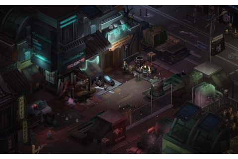 Shadowrun: Dragonfall - Director's Cut on Steam - PC Game ...