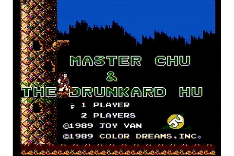 Download Master Chu And The Drunkard Hu (NES) - My Abandonware