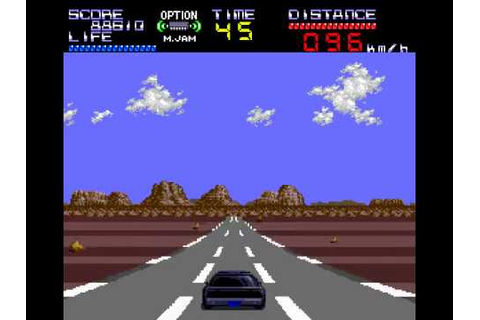PC Engine Longplay [167] Knight Rider Special - YouTube
