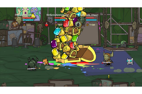 Amazon.com: Castle Crashers [Online Game Code]: Video Games