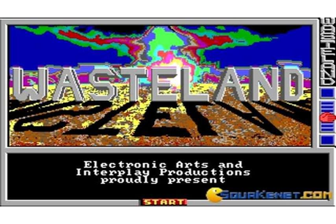 Wasteland gameplay (PC Game, 1988) - YouTube