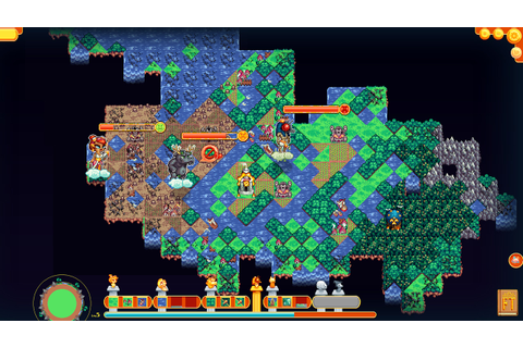 World-Building Puzzle Game Fate Tectonics is Now on Steam ...