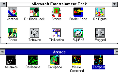 MS Entertainment Pack/Arcade for Windows | ClassicReload.com