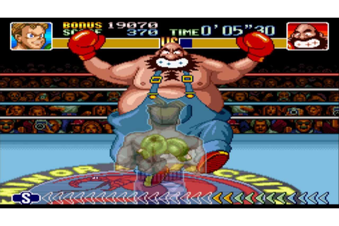 [SNES] Super Punch Out (1994) - YouTube