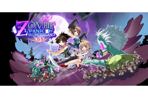 Zombie Panic in Wonderland DX | Nintendo 3DS download ...