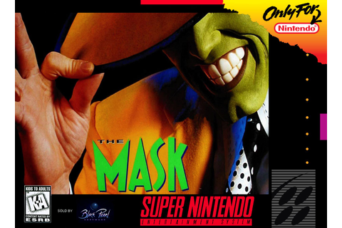 Mask SNES Super Nintendo