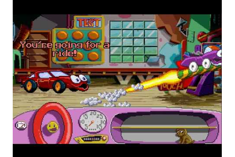 Putt Putt Goes to the Moon (Humongous Entertainment) (1993 ...